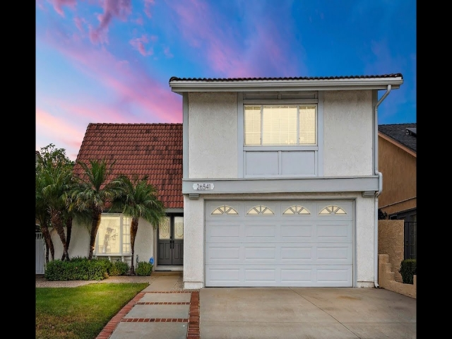 Watch video / view full details for HOT NEW MISSION VIEJO LISTING – 26541 MIMOSA LN