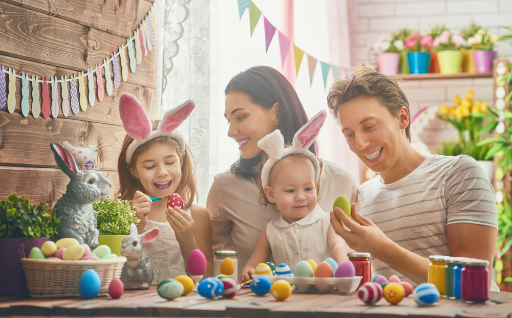 6 Places to Celebrate Easter with the Family