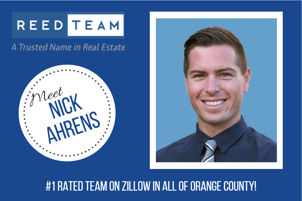 Meet the Newest Member of The Reed Team – Nick Ahrens