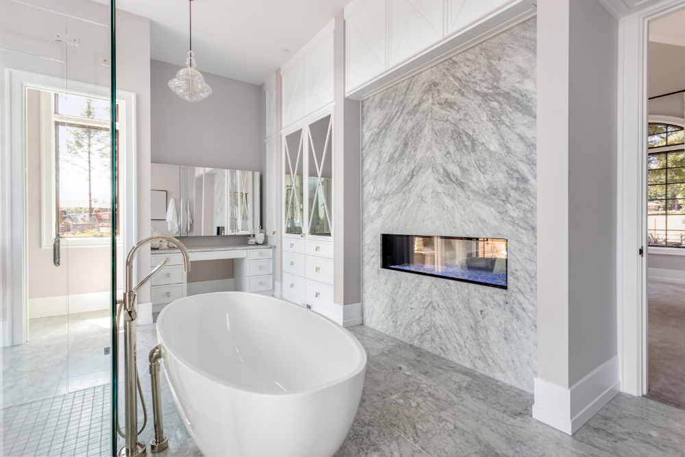 5 Ways to Update Your Master Bathroom