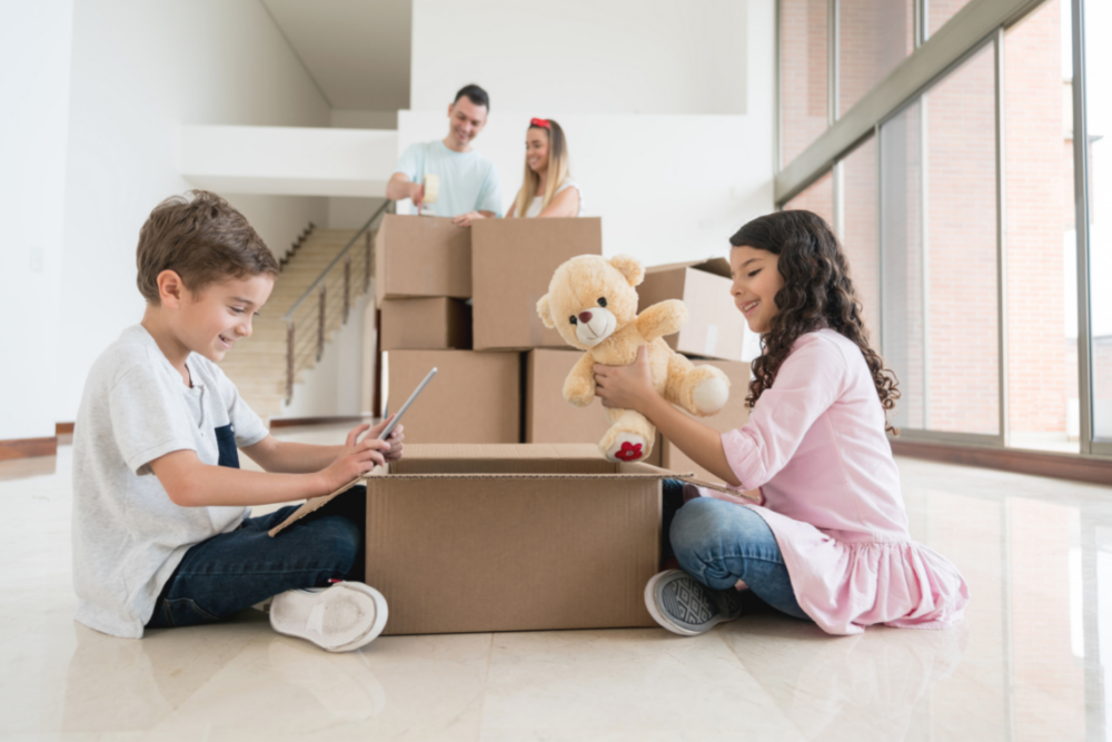 Selling Your Home: How To Help Your Family Adjust